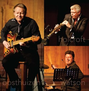 JAZZ LIVE 2012. With Juan Oosthuizen, Justin Holcroft and Rob Watson. Ivan Muller pics.