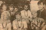 THAT LOVIN' FEELING. Marilyn Taylor,Trevor Harper, Reuben Samuels, Edwin van Wyk, Anne Powers, Garth Victor, 1986 or so.