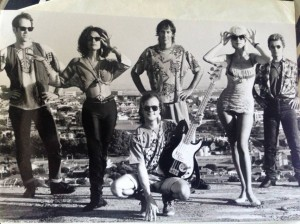 LONELY IN THE SADDLE, with Sandi Schultz, Andrew Cleland, Alistair Mathie, JP Ridgway and Wayne Raath. 1989.