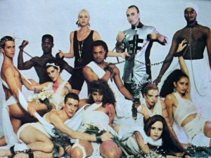 Total Eclipse. With Nataniel and the Pact Dance Company, 1991.