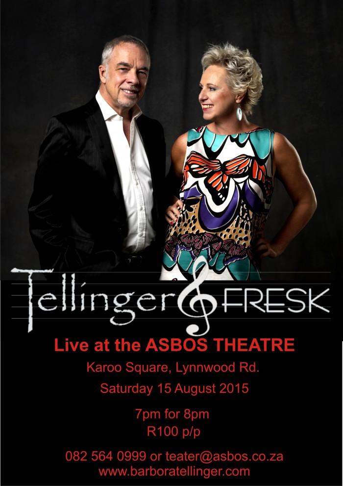 Pretoria in August. TELLINGER & FRESK