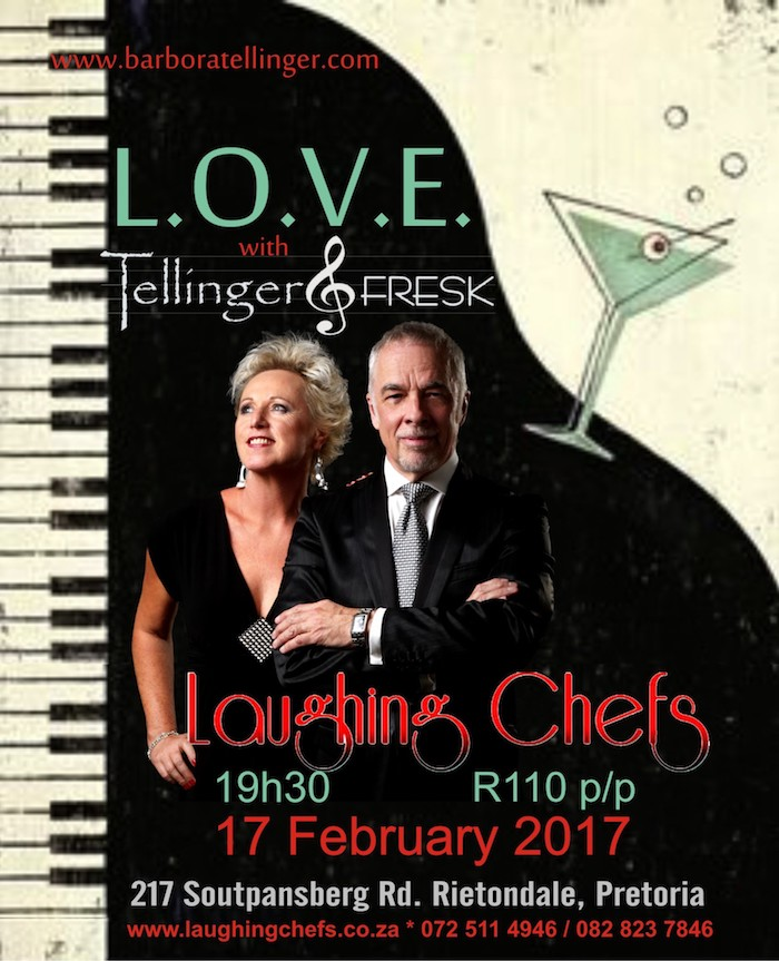 Laughing Chefs LOVE 17 Feb